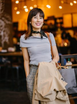 Gina Lui, 34 years old, West Vancouver, Canada