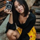 Joanna Chow, 26 years old, Burnaby, Canada