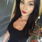 Jacquelyn Davidson, 29 years old, Vancouver, Canada